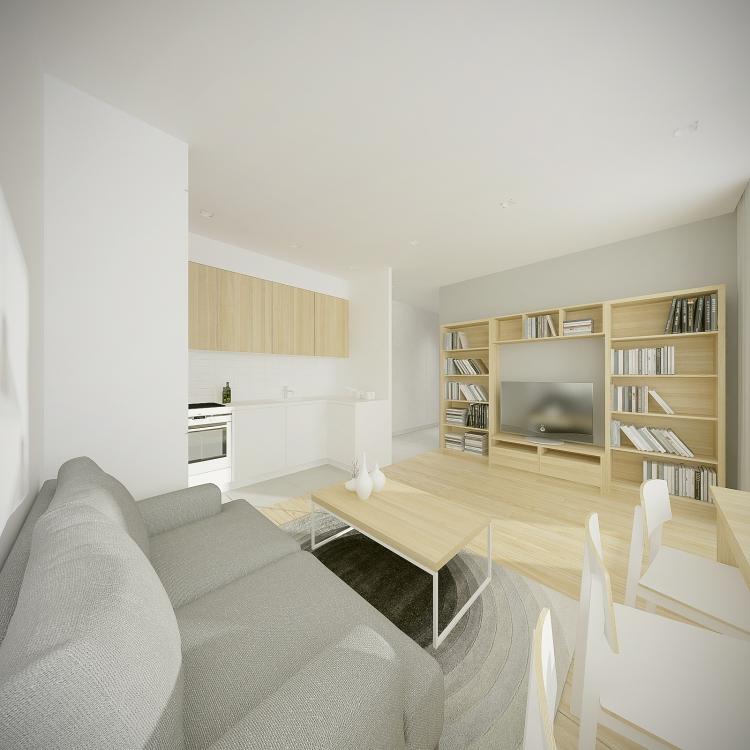 Mieszkanie GDSK Garnizon-2