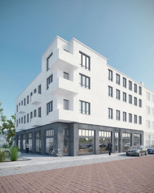 Budynek wielorodzinny Gdynia