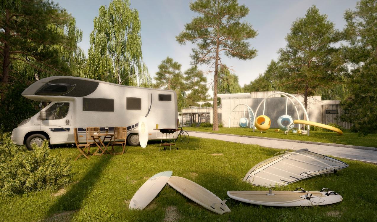 Camping 67 Sopot