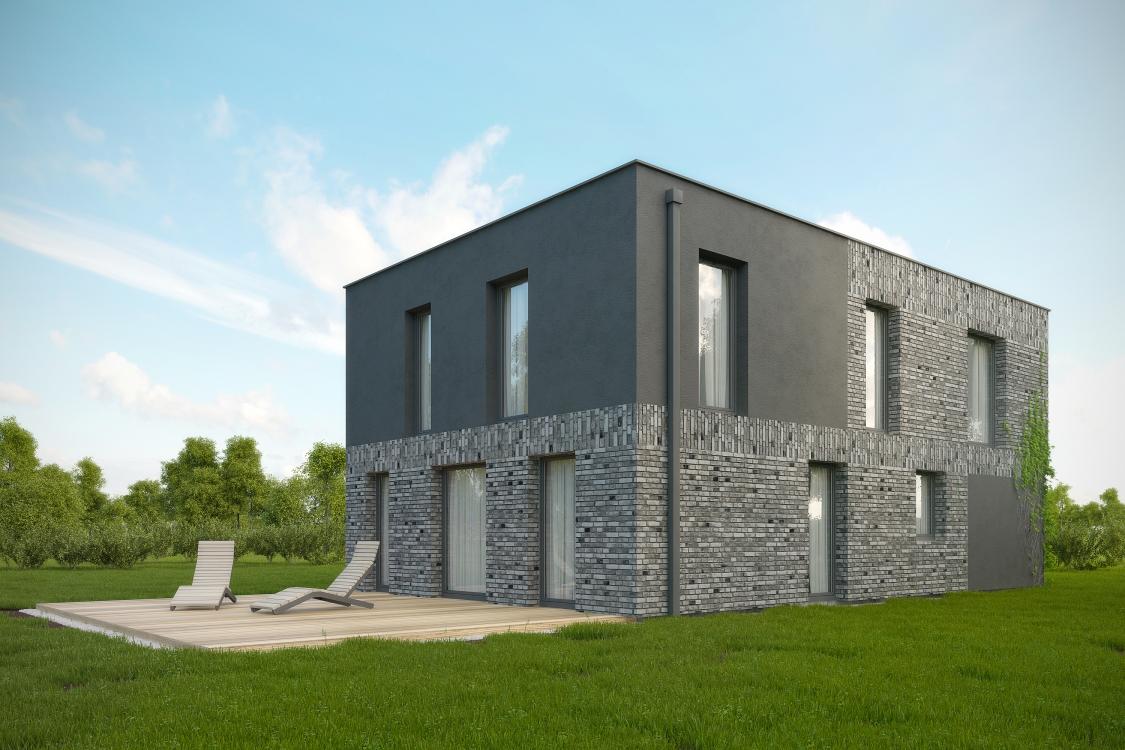 Dom jednorodzinny Lummen Belgia_3