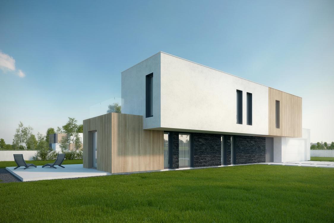 Modułowy dom jednorodzinny 150m_1