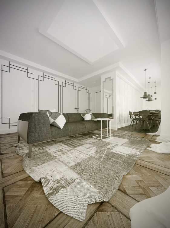 Apartament Gdyński-4