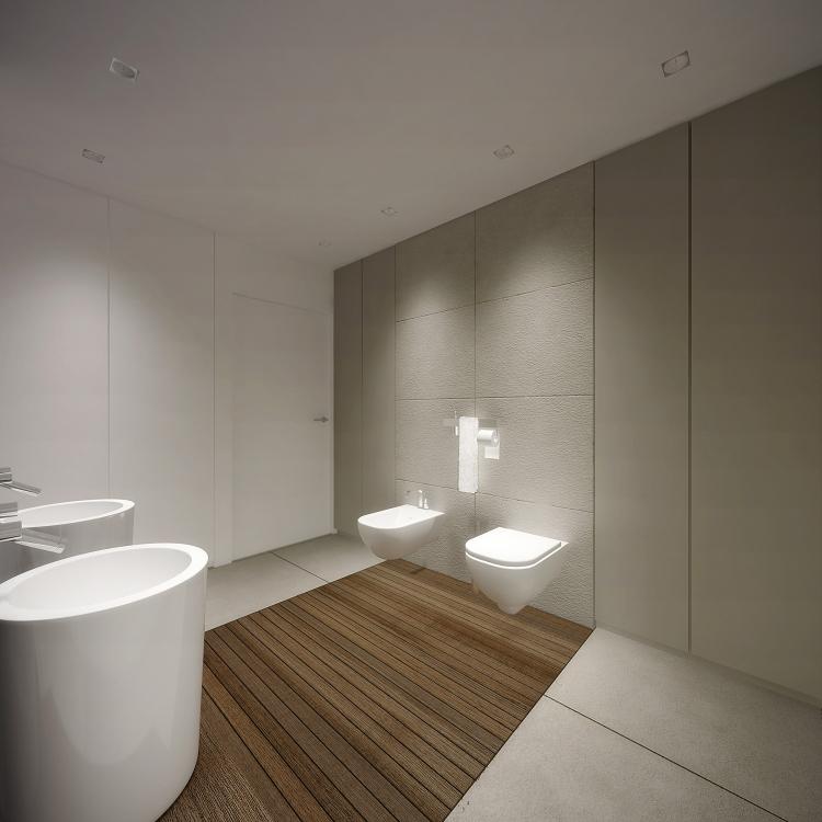 Łazienka w domu jednorodzinnym-6